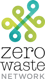 Zero Waste Network New Zealand Mobile Logo
